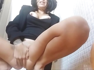 sissy! lick my floor and stay with your ass open!